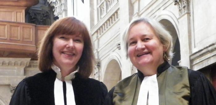 Journées du patrimoine 2020 - Conférence : L'Oratoire aujourd'hui : apprendre pour la vie, par Agnès Adeline-Schaeffer et Béatrice Cléro-Mazire, pasteures de l'Oratoire