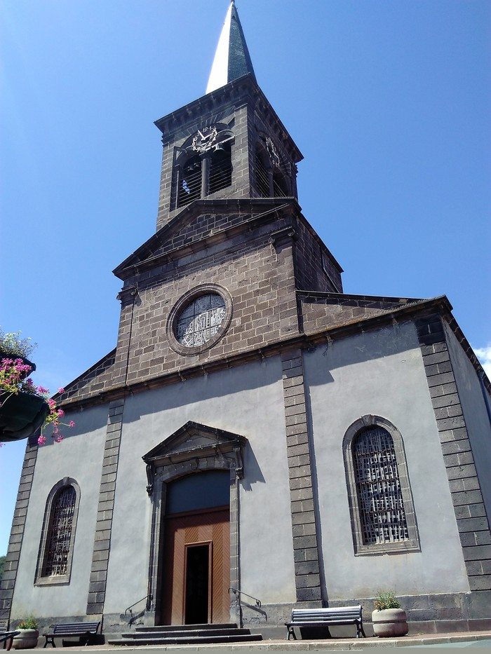 Journées du patrimoine 2019 - Découverte de l'église Sainte-Anne
