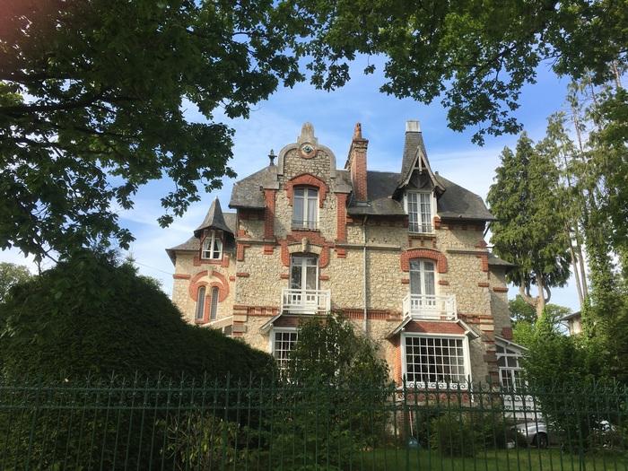 Journées du patrimoine 2019 - Visite guidée du quartier Belle Époque