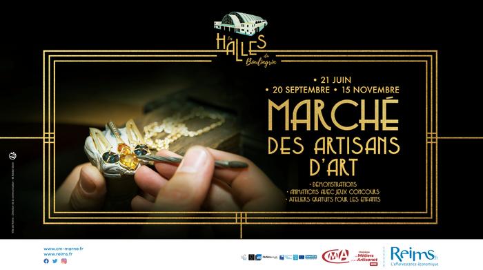 Journées du patrimoine 2020 - Marché des artisans d'art