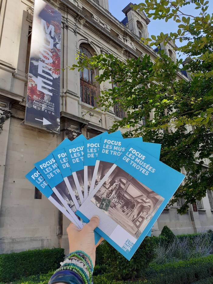 Journées du patrimoine 2020 - Focus sur l'histoire du musée de Vauluisant