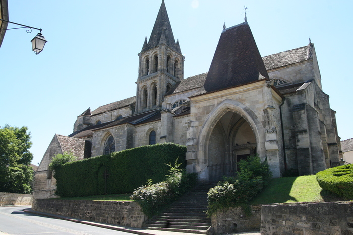 Journées du patrimoine 2019 - Eglise de la Nativité-de-la-Sainte-Vierge
