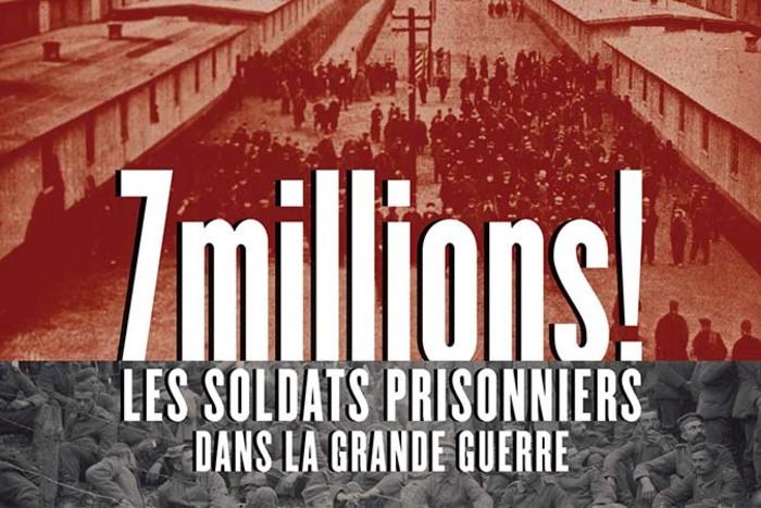 Journées du patrimoine 2019 - Visite guidée de l'exposition temporaire « 7 millions ! Les soldats prisonniers dans la Grande Guerre »