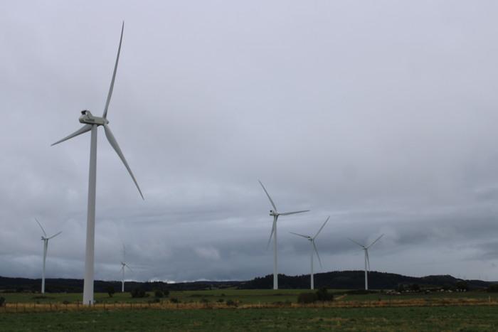 Journées du patrimoine 2020 - Le vent et l'homme de nos jours à Ally : les éoliennes