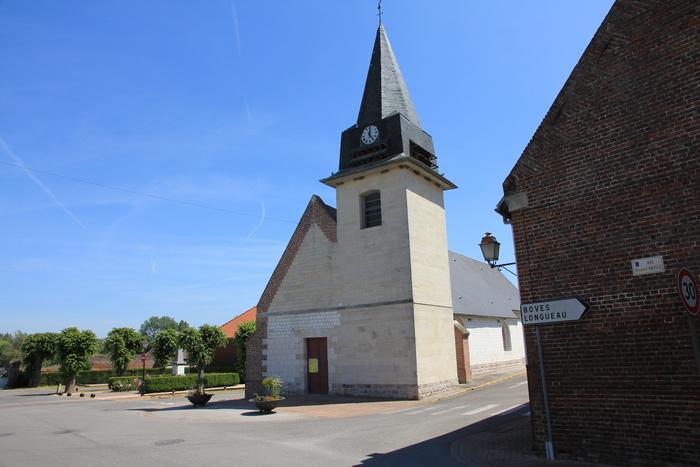 Journées du patrimoine 2020 - Blangy-Tronville : visite guidée de la commune