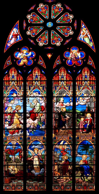 Journées du patrimoine 2020 - Visite guidée des vitraux de l'église de Saint Vaast la Hougue