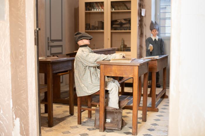Journées du patrimoine 2020 - Visite commentée des Salles du Patrimoine de Béligneux