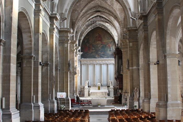 Journées du patrimoine 2019 - Concert et présentation de l'orgue à l'église Saint-Maurice