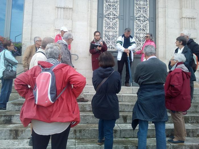 Journées du patrimoine 2019 - Découverte historique de Saujon