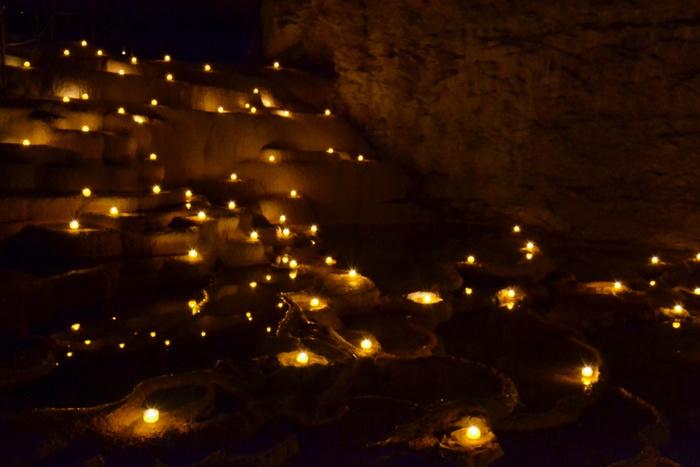 Journées du patrimoine 2019 - Visite musicale et contée aux Grottes de la Balme