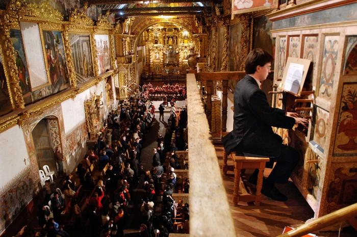 Journées du patrimoine 2020 - L'orgue de l'Eglise Saint-Jacques de Bergerac