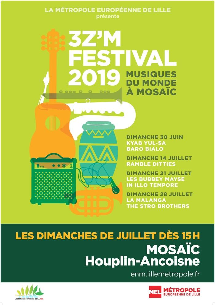 Festival les 3Z'M