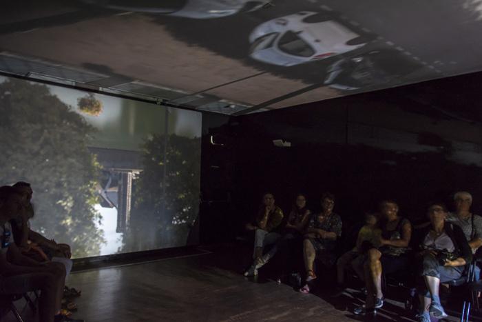 Journées du patrimoine 2020 - Entrez à l'intérieur d'un appareil photo ! - Démonstration de chambre noire