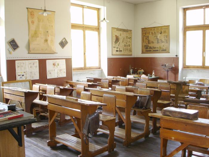Journées du patrimoine 2020 - Musée de l'école d'Echery