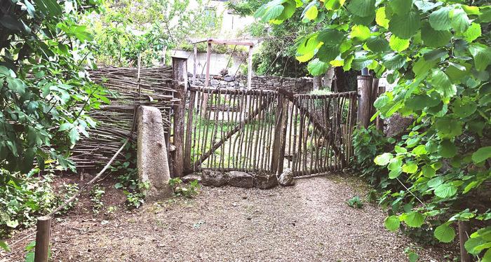 Découvrir un jardin permacole