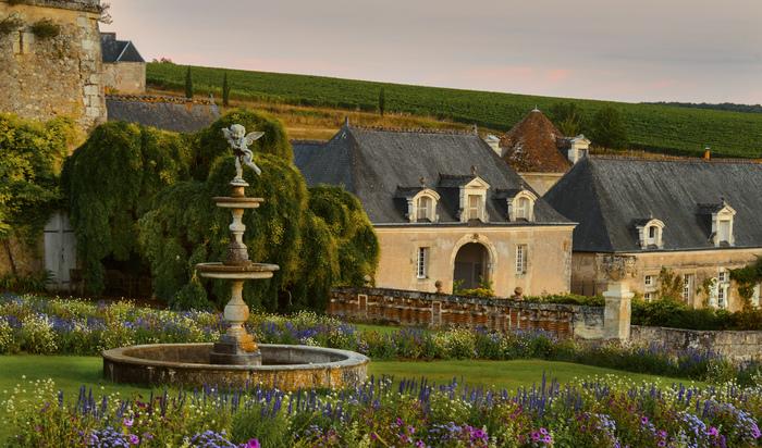 Journées du patrimoine 2020 - Visite autonome des 5 hectares de jardins, chapelle troglodytique et parc historique