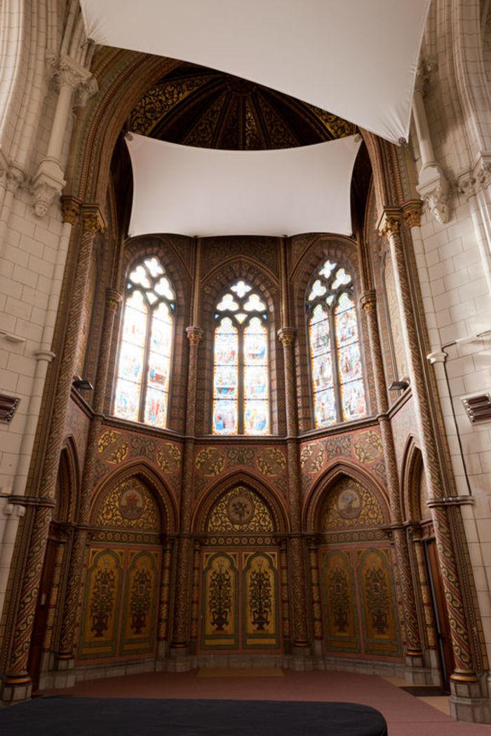 Journées du patrimoine 2020 - Découverte du savoir-faire de la mosaïque dans le chapelle des Réparatrices !