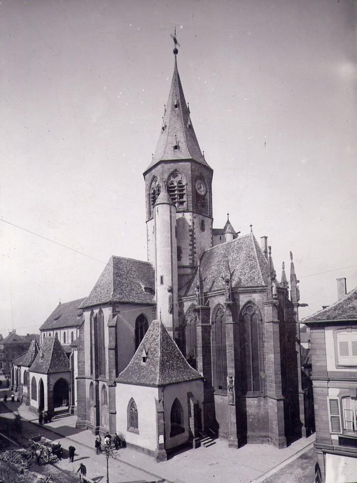 Journées du patrimoine 2019 - Eglise Saint-Georges