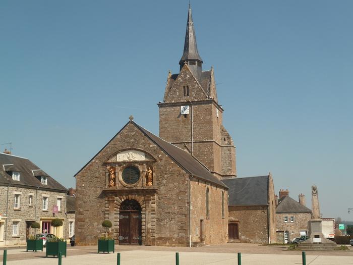 Journées du patrimoine 2019 - Visite libre de l'église Notre-Dame de Rânes
