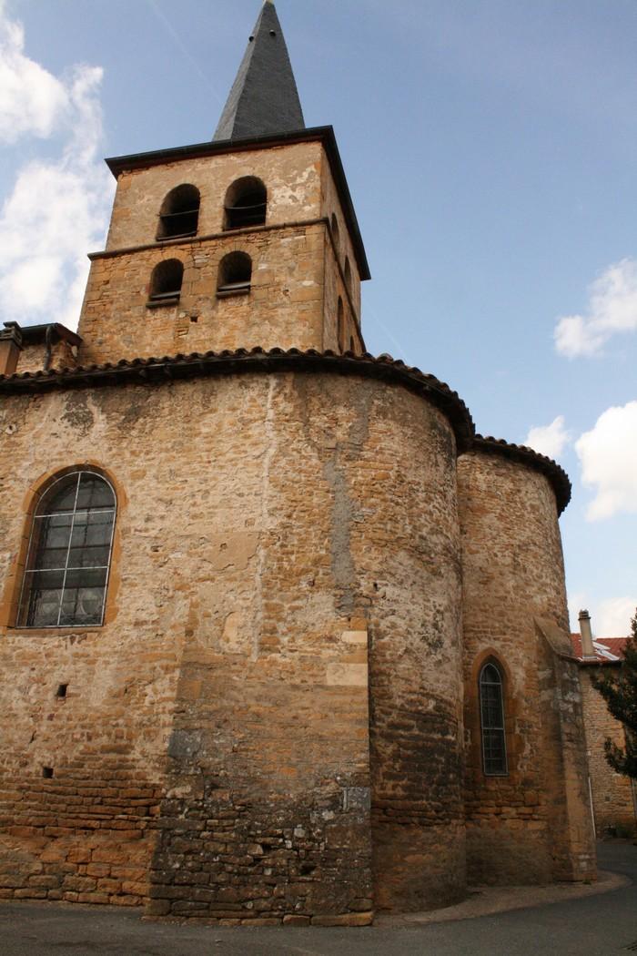 Journées du patrimoine 2020 - Visite guidée de l'église romane (XII ème siècle)