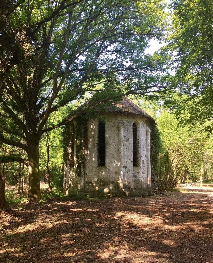 Journées du patrimoine 2019 - Visite libre de l'Abbaye des Moulineaux