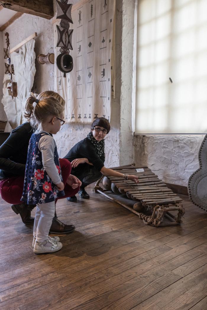 Journées du patrimoine 2020 - Visites guidées au Musée Charbonneau-Lassay