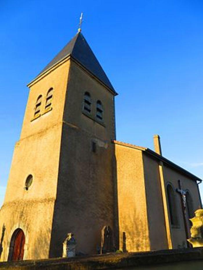 Journées du patrimoine 2019 - Visite libre de l'église de Riche