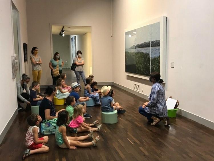 Visites en famille au musée des Beaux-Arts !
