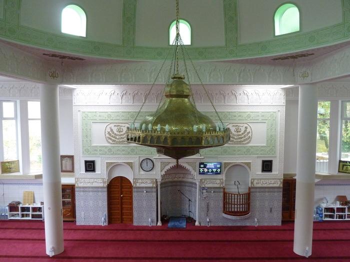 Journées du patrimoine 2019 - Visite guidée de la mosquée Arrahma de Nantes Nord