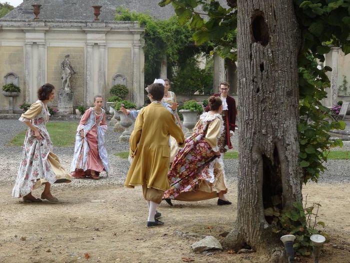 Journées du patrimoine 2020 - JEP au château de la Lorie (visites et animations dans le parc)