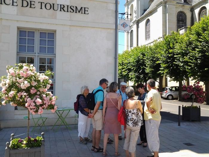 Journées du patrimoine 2020 - Visite guidée de la ville
