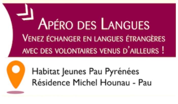 Apéro des Langues