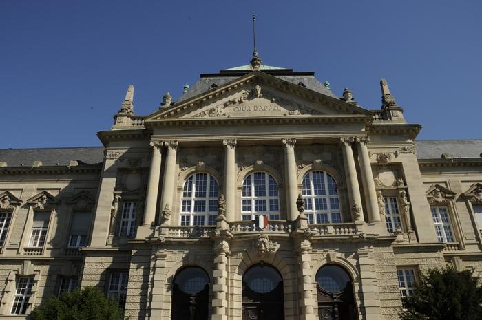 Journées du patrimoine 2019 - Visite guidée de la cour d'appel de Colmar