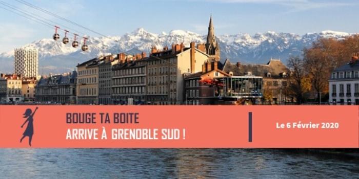 Bouge ta Boite arrive à Grenoble Sud