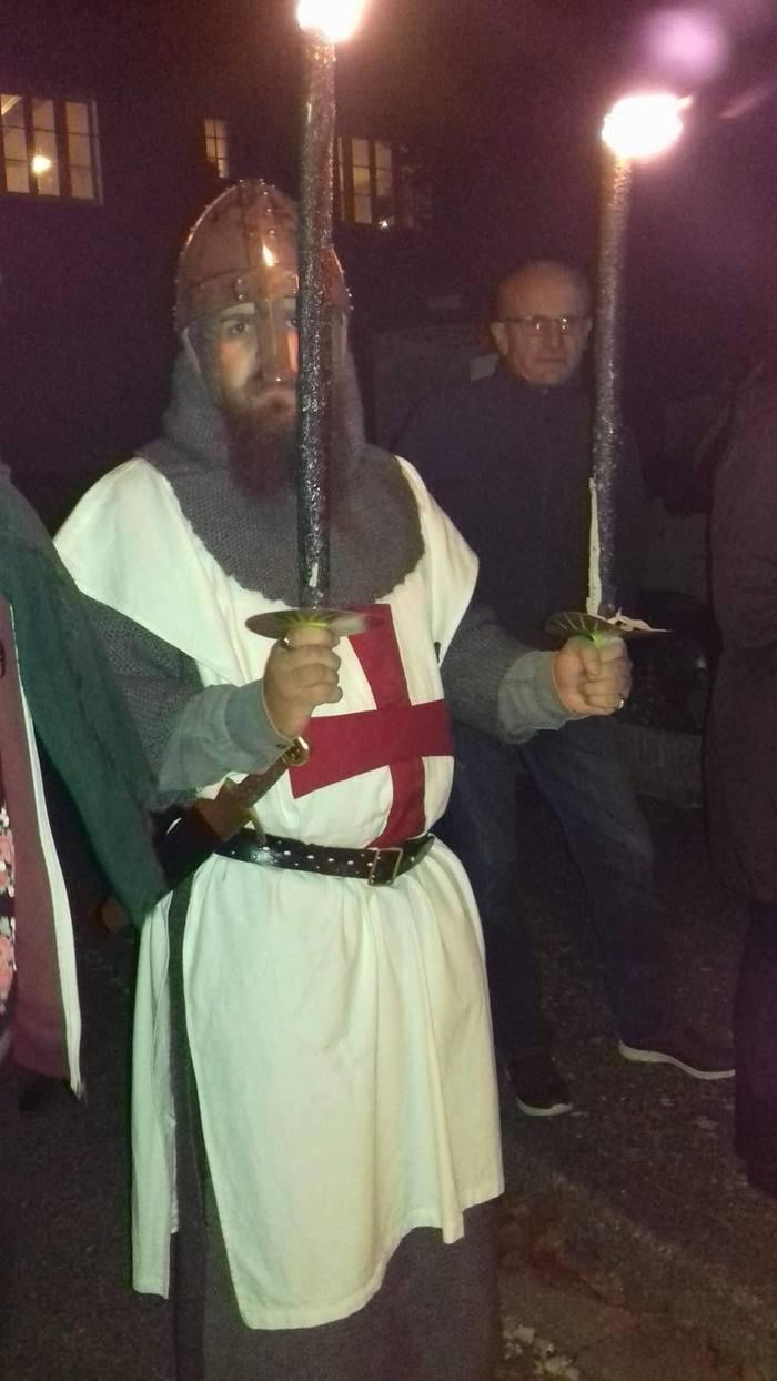 Journées du patrimoine 2019 - Enigme historique nocturne dans le village médiéval