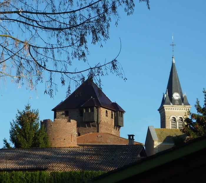 Journées du patrimoine 2019 - Animations et visites commentées du site médiéval et du village.