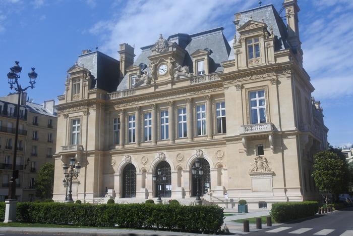 Journées du patrimoine 2019 - Visite libre de la mairie de Neuilly-sur-Seine