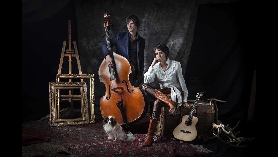 Concert au jardin et expos à Pont de Crau