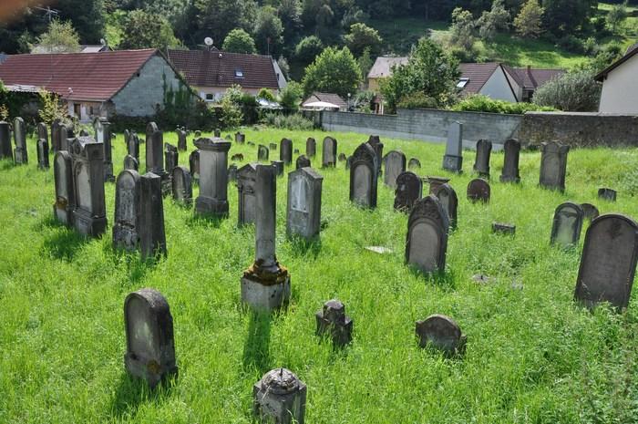 Journées du patrimoine 2020 - Visite du cimetière israélite de Thann