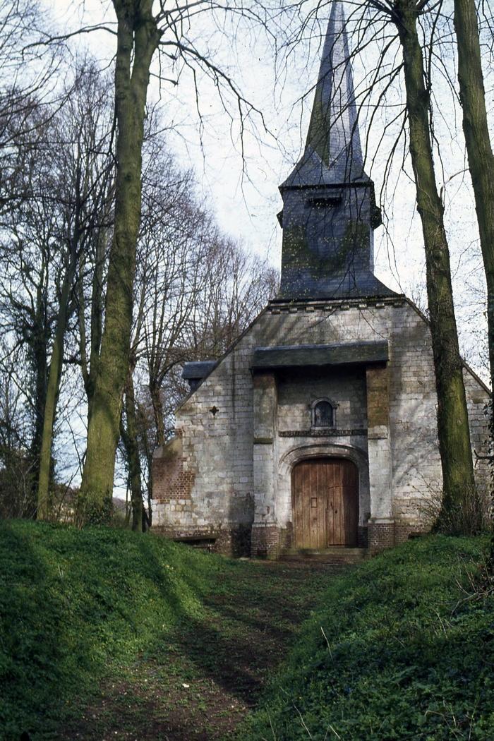 Journées du patrimoine 2020 - Visite libre de la chapelle du Cardonnoy avec exposition de documents