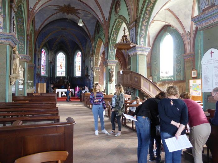 Journées du patrimoine 2020 - Apprendre pour la vie: découvrir mon église