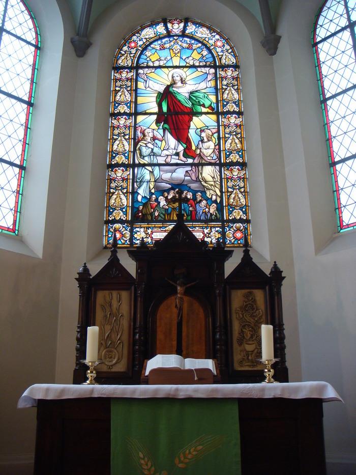 Journées du patrimoine 2020 - Visite libre de l'église luthérienne de la confession d'Augsbourg de Metz