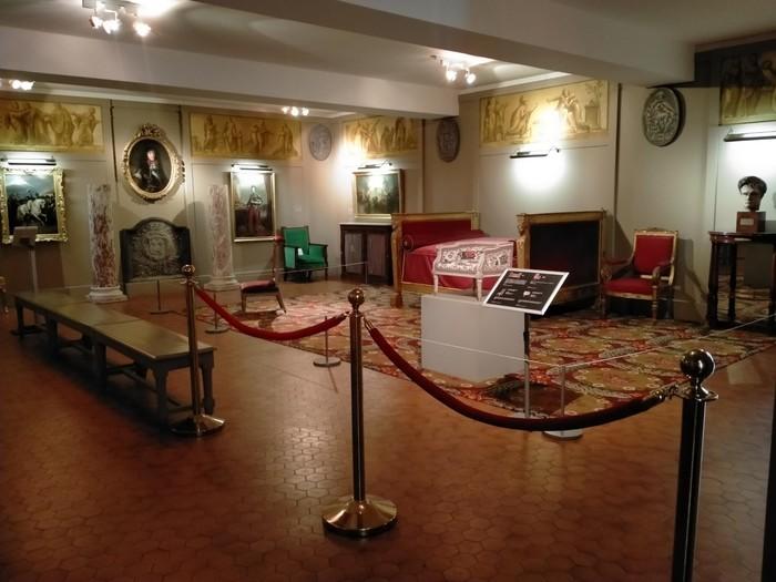 Journées du patrimoine 2020 - Accueil, information et parcours de visites libres au musée historique du domaine