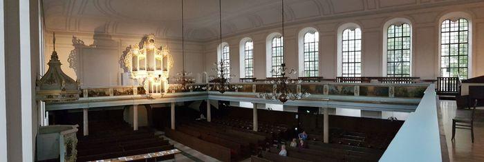 Journées du patrimoine 2020 - Visite commentée de l'église et présentation de l'orgue Silbermann