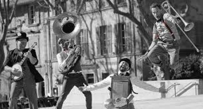 Journées du patrimoine 2020 - Concert: The Yellbows au théâtre d'Alba