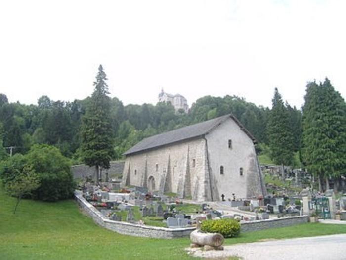 Journées du patrimoine 2020 - La chapelle Saint Maurice, histoire d'un site et visite d'un monument classé