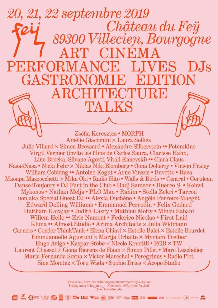 Journées du patrimoine 2019 - Le festival d'arts Feÿ revient pour sa deuxième édition !