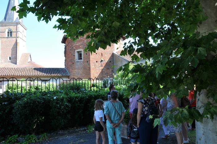 Journées du patrimoine 2019 - Partez sur les traces de l'histoire dans cette ancienne cité fortifié de Haute-Bresse.