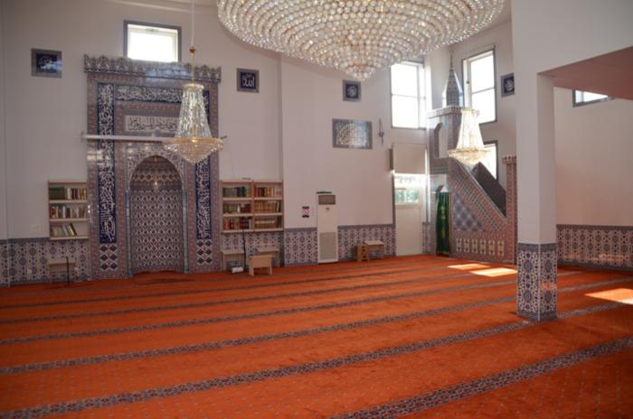 Journées du patrimoine 2019 - Visite commentée de la Mosquée Bleue