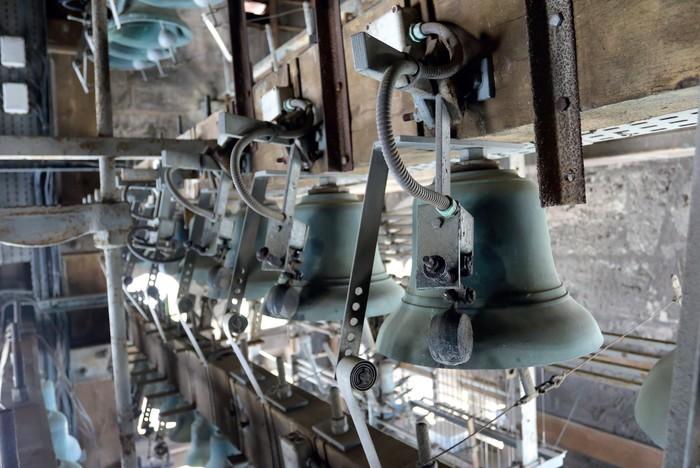 Journées du patrimoine 2019 - Le carillon et la charpente de la collégiale